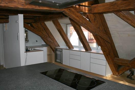altstadthaus in biberach. Black Bedroom Furniture Sets. Home Design Ideas